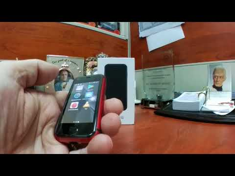 Soyes S7 Mini Android Phone Review