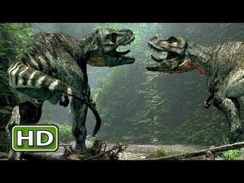 Walking With Dinosaurs : the 3D Movie Trailer (2013)