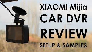 Xiaomi Mijia Car DVR Test - Kurulum - İnceleme - Setup - Araç Kamerası