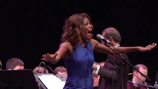 "Nicole Henry - ""Johnny One Note"" at San Jose Jazz Summer Fest 2014"
