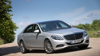 2014 Mercedes-Benz S-Class First Drive -- Edmunds.com