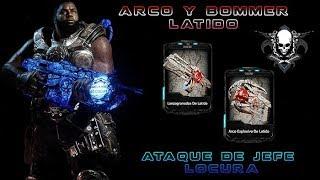 """Gears of War 4 l ¿Como sacar el Arco y Bommer """" Latido """" ? l Que tal estuvo el fan fest ? l 1080p"""