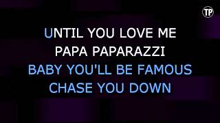 Enjoy singing along with this karaoke version of paparazzi as made famous by lady gaga., is a song originally recorded gaga. the has been fully re-recorded and ...