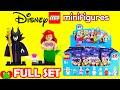 LEGO Minifigures Disney Characters 71012 FULL SET