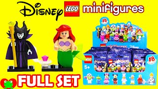 LEGO Minifigures Disney Characters 71012 FULL SET