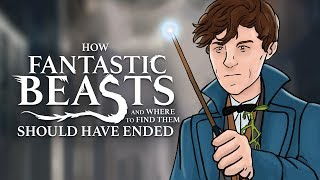 How Fantastic Beasts and Where To Find Them Should Have Ended thumbnail