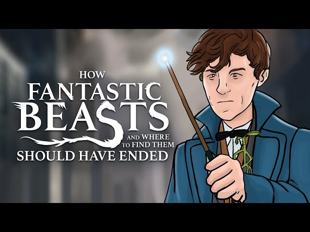 How Fantastic Beasts and Where To Find Them Should Have Ended