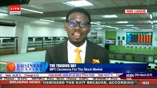 Debt & Currency Market: MPC Decisions For Fixed Income, Stock Market  Business Morning 