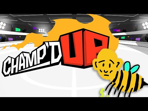 Champ'd Up! - JEFF BEEZOS!!! (Jackbox Party Pack 7 Gameplay) |