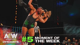 Did Wardlow or Hangman Move Into the Finals of the Tournament? |  AEW Dynamite, 10/28/20