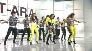 **[Full HD] Hot T-ara & omg yellow outfits!***