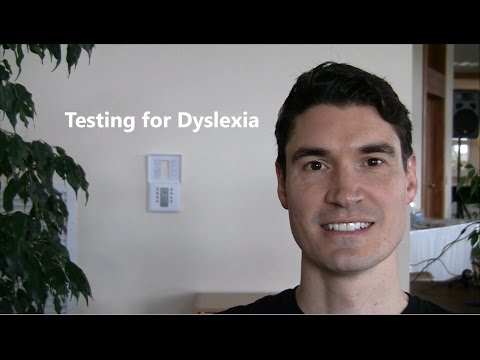 Dyslexia Testing and Evaluation in Special Education