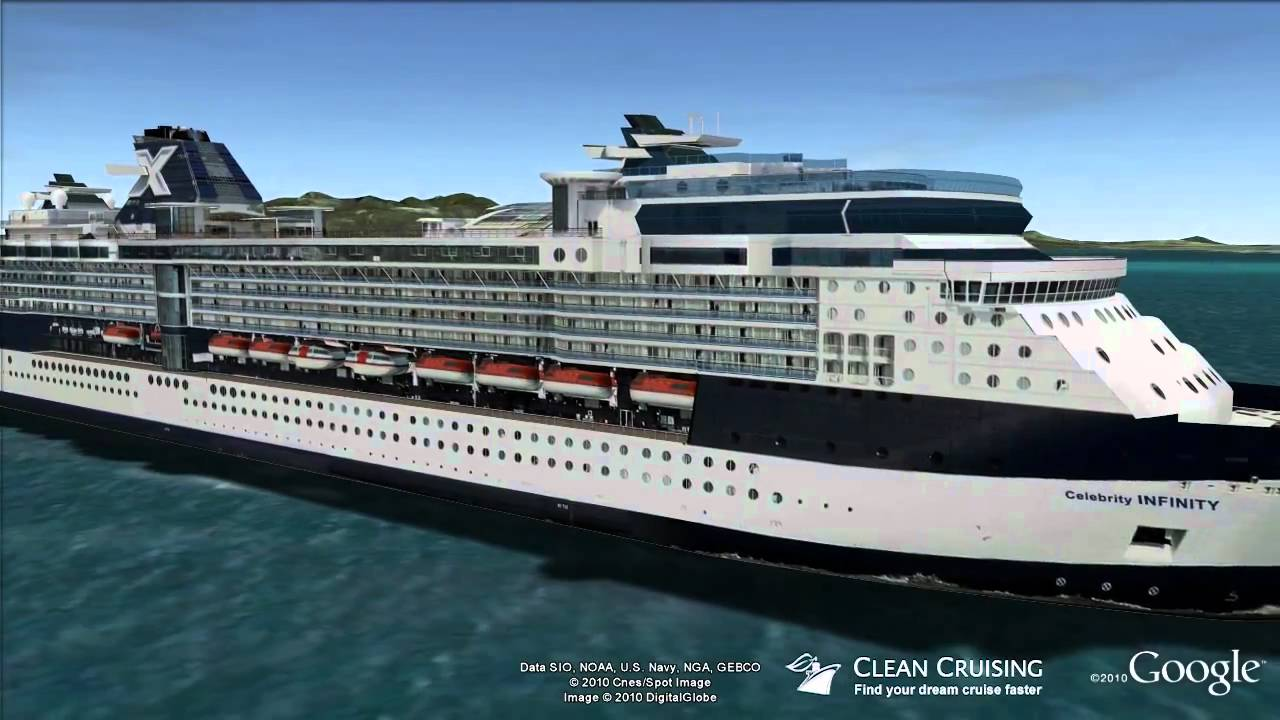 Celebrity Infinity Cruise Ship Virtual Tour