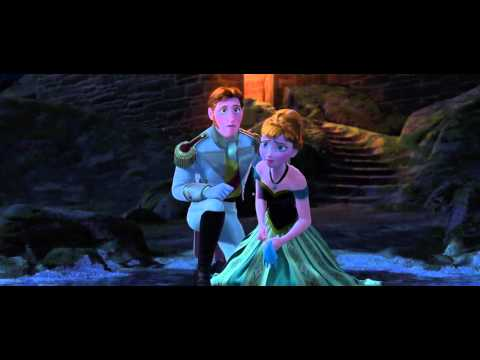 Frozen Anna Dan Permaisuri Salji (Elsa's Reveal-Bahasa Malaysia-Malay)