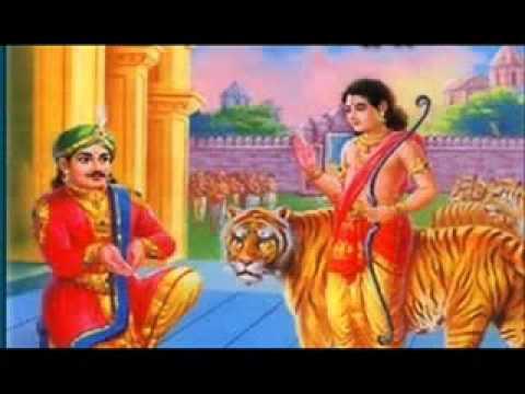 ayyappan birth story song in tamil, Lord Ayyappa of