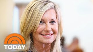 Olivia Newton-John Says She's Battling Cancer That Has Spread To Her Back | TODAY