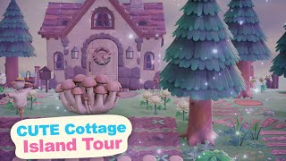Cottagecore 5 Star Island Tour in Animal Crossing New Horizons