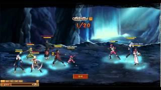 Unlimited Ninja, Realms the Mask Tobi vs Tobirama Senju
