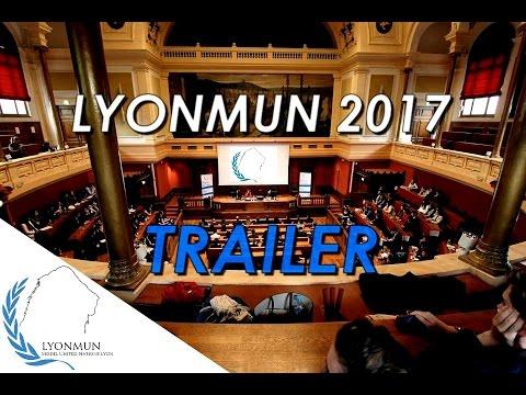 LYONMUN 2017 -