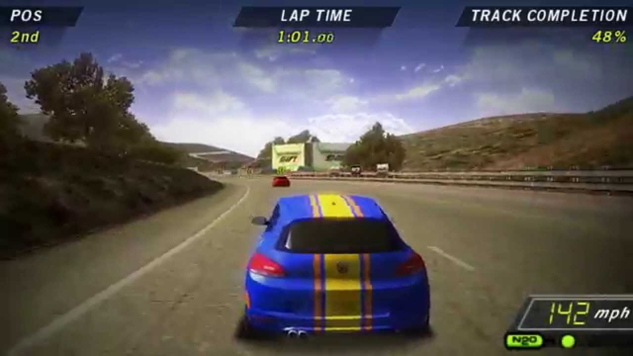 Need for Speed Shift - Car Racing Game - Official EA Site