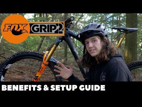 Fox GRIP2 Setup