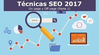 Guía SEO 2017: SEO on page y Off page (parte 1)