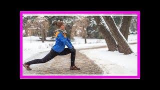 видео Как тренироваться на свежем воздухе в холодную погоду
