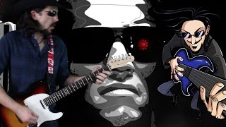 "Terminator Theme ""Country Rock"" Cover (Little V)"