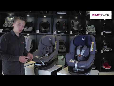 Maxi-Cosi Pearl Vs. Pearl Smart I-Size & Pearl Pro I-Size