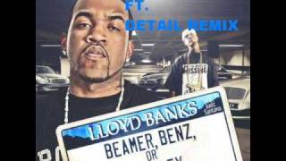 Ray J feat. Detail - Beamer, Benz Or Bentley (Remix)