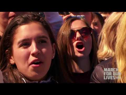 Miley Cyrus- The Climb | March For Our Lives