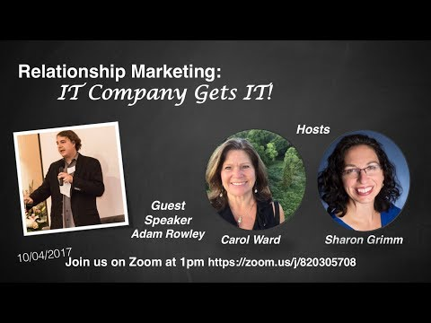 Relationship Marketing… IT Company Gets IT!