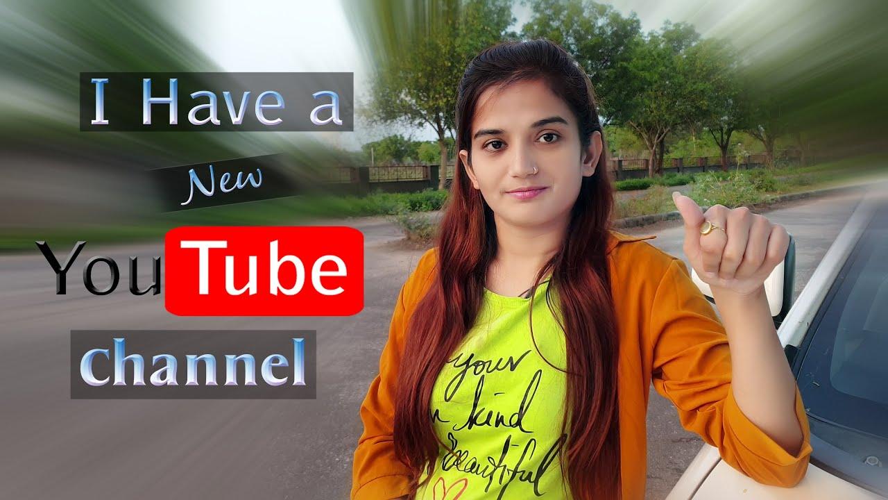 I have a new channel @komal sharma to aap se wahin pe baat hogi to jawo jaldi Se