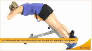 Bremshey Rückentrainer  - Produktvorstellung