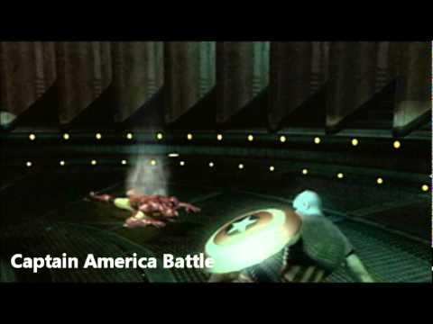 Marvel Ultimate Alliance 2 OST 813 - Captain America Battle