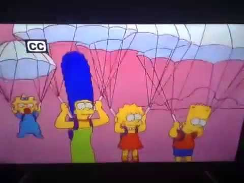 The Simpsons Opening: You Only Move Twice