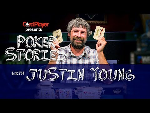 (PODCAST) Poker Stories: Justin Young