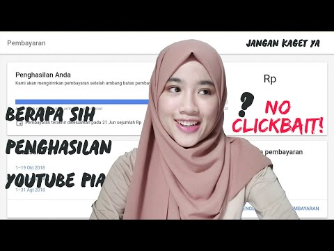 BLAK-BLAKAN SOAL PENGHASILAN YOUTUBE | JANGAN KAGET YA (NO CLICKBAIT)