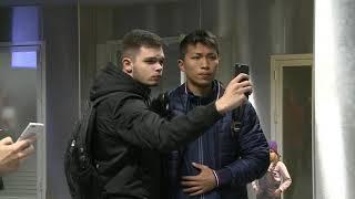 ЦСКА прилетел в Тюмень на матч Кубка России по футболу накануне вечером