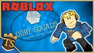 Dansk Roblox | Obby Squads - Fremstiller De Sværeste Obbier!