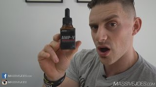 ATP Science AMP-V Fat Loss Supplement Review - MassiveJoes.com RAW Review AMPV