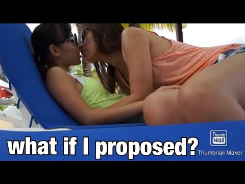 What If I Propose (Lesbian Short Film - True Story) - YouTube: www.youtube.com/watch?v=D9wtrubmGpg