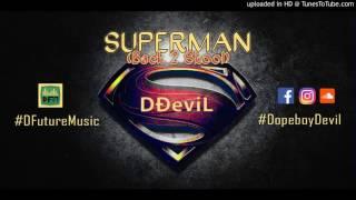 Superman (Back 2 Skool) - DÐeviL | Official Full Audio | Hindi Rap Song