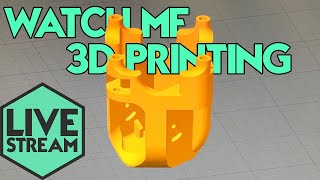 "FAILED! | Watch Me 3D Printing | FPV Drone 3"" Pod 