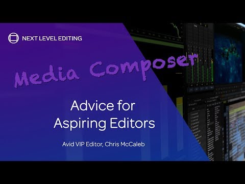 The A-List — Chris McCaleb — Advice for Aspiring Editors