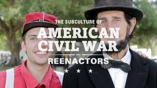 American Civil War Reenactors