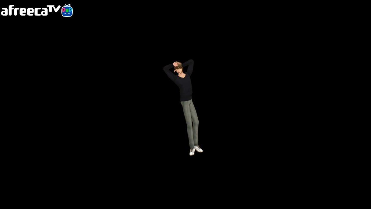 [MMD Death Note] Hip Sway Tiktok Dance (Yagami Raito)