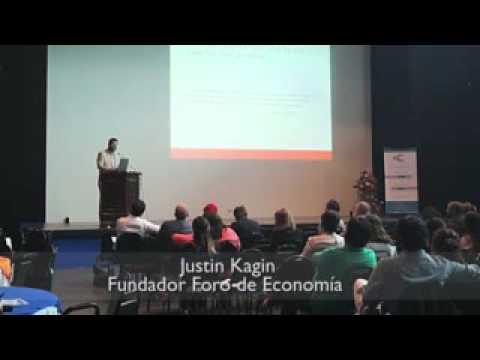 Justin Kagin - FORO ECONOMÍA, DIPLOMACIA E INTEGRIDAD - 28 de mayo, San José, Costa Rica