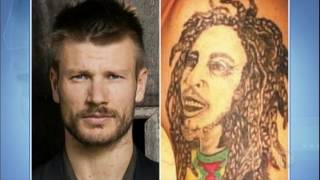 Hora da Venenosa: Rodrigo Hilbert decide apagar tatuagem polêmica de Bob Marley