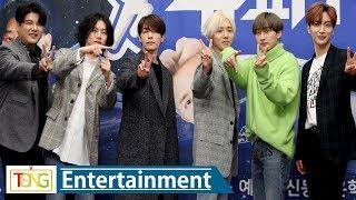 [풀영상] SUPER JUNIOR(슈퍼주니어) 'SUPERTV' 제작발표회 (슈퍼TV, 이특, 희철, 예성, 신동, 은혁, 동해)